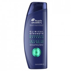 Head & Shoulders Clinical Strength Anti Dandruff Shampoo 13.5 fl oz (400ml)