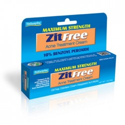 Maximum Strength ZitFree Acne Treatment Cream 1 oz (28g)