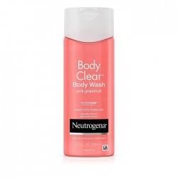 Neutrogena Body Clear Body Wash Pink Grapefruit 8.5 fl oz (250ml)