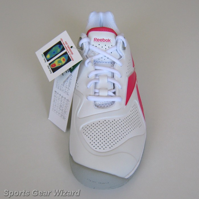 Reebok The Rematch Hard Court Womens Tennis Shoes