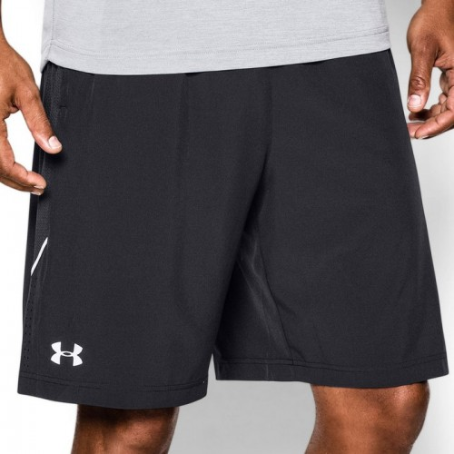 "Under Armour Launch Stretch Woven 9"" Mens Running Shorts"