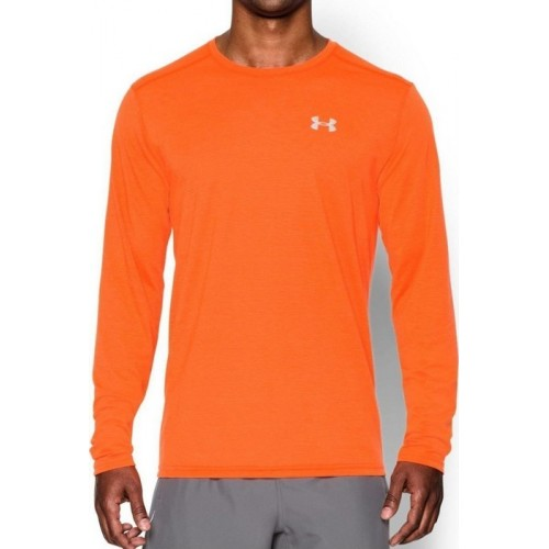 Under Armour Threadborne™ Streaker Run Mens Long Sleeve T-Shirt
