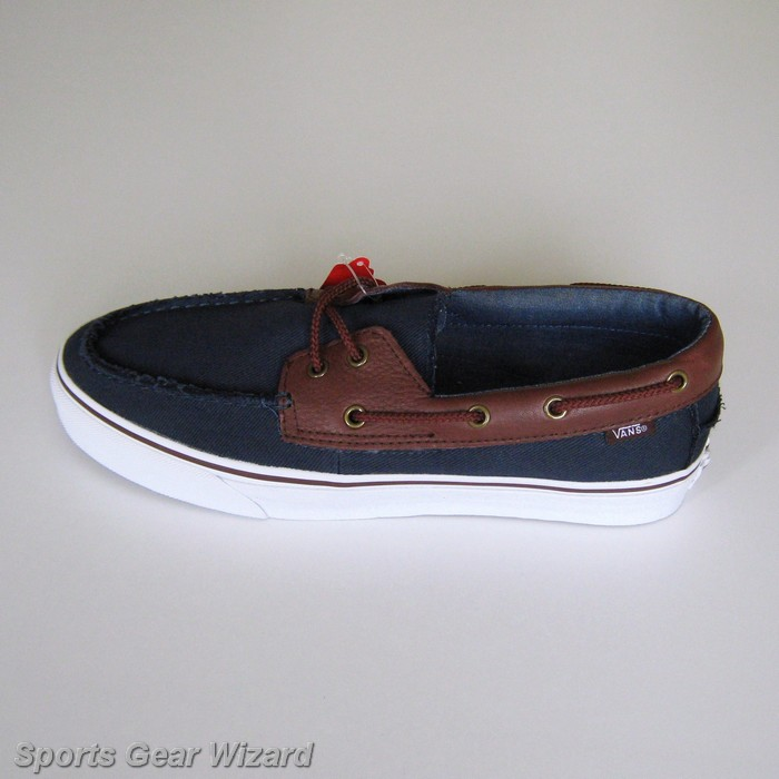 4e396ccbe3 VANS Zapato Del Barco Mens Deck Shoes