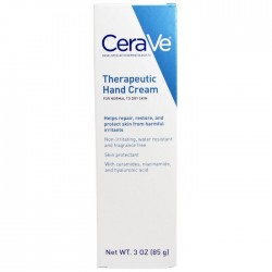CeraVe Therapeutic Hand Cream 3 oz (85g)