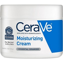 CeraVe Moisturizing Cream 12 oz (340g)