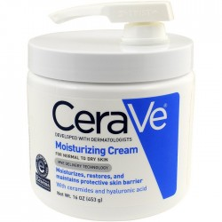 CeraVe Moisturizing Cream With Pump 16 oz (453g)